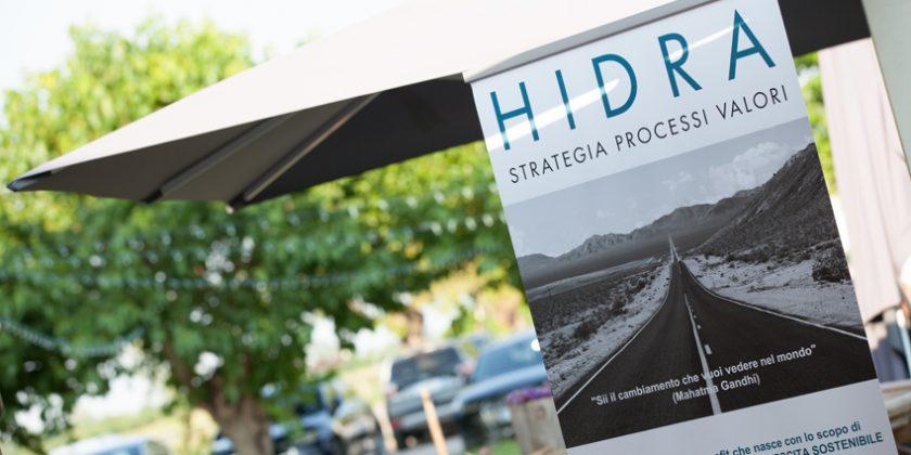 Festa di inizio attività per HIDRA SB