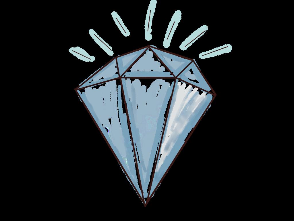 diamante dei valori