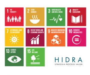 hidra e obiettivi agenda2030